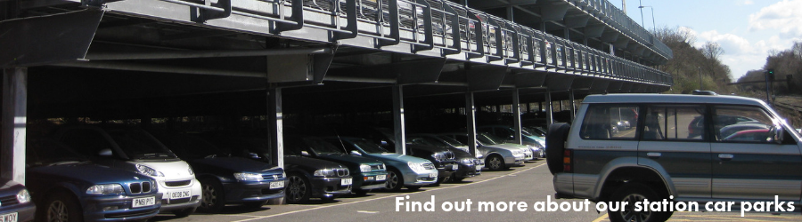 Beaconsfield car park